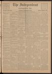 The Independent, V. 36, Thursday, December 29, 1910, [Whole Number: 1850]