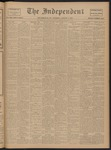 The Independent, V. 38, Thursday, January 2, 1913, [Whole Number: 1955]