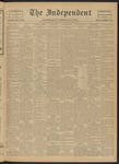 The Independent, V. 39, Thursday, July 31, 1913, [Whole Number: 1985]