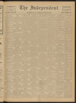 The Independent, V. 39, Thursday, October 23, 1913, [Whole Number: 1997]