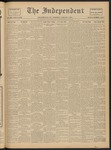 The Independent, V. 39, Thursday, January 1, 1914, [Whole Number: 2007]