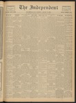 The Independent, V. 39, Thursday, January 22, 1914, [Whole Number: 2010]