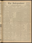 The Independent, V. 39, Thursday, May 7, 1914, [Whole Number: 2025]