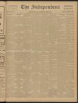 The Independent, V. 40, Thursday, April 1, 1915, [Whole Number: 2072]
