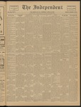 The Independent, V. 40, Thursday, April 22, 1915, [Whole Number: 2075]
