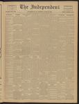 The Independent, V. 41, Thursday, August 19, 1915, [Whole Number: 2092] by The Independent