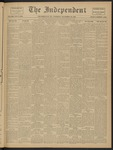 The Independent, V. 41, Thursday, November 25, 1915, [Whole Number: 2106] by The Independent