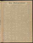 The Independent, V. 41, Thursday, December 16, 1915, [Whole Number: 2109] by The Independent