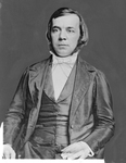 Portrait of John H. A. Bomberger, Circa 1850