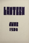 The Lantern Vol. 2, No. 3, June 1934