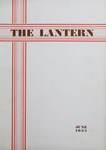 The Lantern Vol. 3, No. 3, June 1935