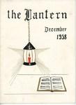 The Lantern Vol. 7, No. 1, December 1938