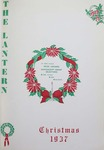 The Lantern Vol. 6, No. 1, December 1937