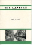 The Lantern Vol. 6, No. 2, March 1938