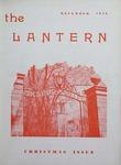 The Lantern Vol. 11, No. 1