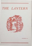 The Lantern Vol. 14, No. 1, December 1945
