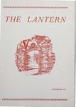 The Lantern Vol. 14, No. 1