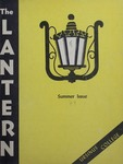 The Lantern Vol. 17, No. 3, Summer 1949