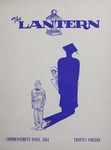 The Lantern Vol. 19, No. 3, Summer 1951