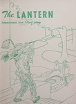 The Lantern Vol. 20, No. 3, Summer 1952