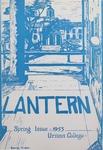 The Lantern Vol. 21, No. 2, Spring 1953