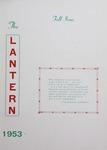 The Lantern Vol. 22, No. 1, December 1953