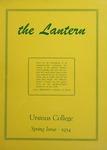 The Lantern Vol. 22, No. 2