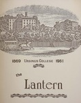 The Lantern Vol. 47, No. 2, May 1981
