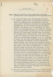 Report by Schwalm on the History of Competing Efforts to Establish a Centralized Research Association in Norway, September 17, 1942 by Hans Schwalm