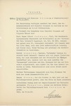 Report by Hans Schwalm on a Meeting with Norwegian Minister of Justice Riisnaes, October 25, 1942 by Hans Schwalm