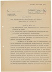 Report from Dr. Schweizer on a Trip to Norway and Denmark, May 15, 1944 by Bruno Schweizer