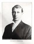 Portrait of Dr. Ellis P. Oberholtzer by Conrad Frederick Haeseler