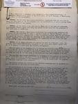 Agreement Between Sara Oberholtzer and B.F. Johnson