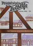 Pennsylvania Folklife Vol. 9, No. 1