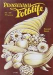 Pennsylvania Folklife Vol. 9, No. 4 by Alfred L. Shoemaker, Don Yoder, Russell S. Baver, Ellen Shaffer, John Cummings, Martha S. Cummings, Earl F. Robacker, Marian Ludwig Wilson, and David H. Rapp