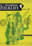 Pennsylvania Folklife Vol. 12, No. 1 by Earl F. Robacker, Alan G. Keyser, George L. Moore, Edith Patterson, Nicholas Bervinchak, Russell S. Baver, Edna Eby Heller, Mary C. Kreider, and E. Estyn Evans