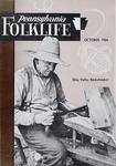 Pennsylvania Folklife Vol. 14, No. 1