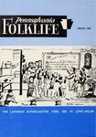 Pennsylvania Folklife Vol. 14, No. 3