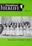 Pennsylvania Folklife Vol. 16, No. 3