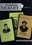 Pennsylvania Folklife Vol. 20, No. 1
