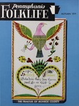 Pennsylvania Folklife Vol. 21, No. 1 by Earl F. Robacker, Eleanor Fein Reishtein, Ronald L. Michael, C. Frances Berman, Maurice A. Mook, and Don Yoder