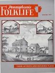 Pennsylvania Folklife Vol. 21, No. 2