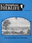 Pennsylvania Folklife Vol. 22, No. 2
