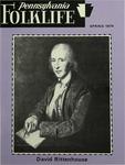 Pennsylvania Folklife Vol. 23, No. 3