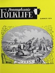 Pennsylvania Folklife Vol. 23, No. 4
