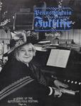 Pennsylvania Folklife Vol. 29, No. 3 by William T. Parsons, Mary Shuler Heimburger, J. Howard Fenstermacher, Amos Long Jr., A. Russell Slagle, and John R. Costello