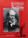 Pennsylvania Folklife Vol. 30, No. 1