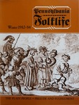 Pennsylvania Folklife Vol. 33, No. 2
