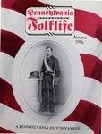 Pennsylvania Folklife Vol. 36, No. 1