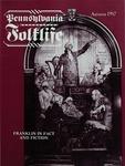 Pennsylvania Folklife Vol. 37, No. 1